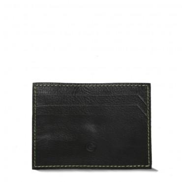 Black Cardholderwith Money Clip