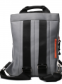 Black and Grey Neoprene Backpack